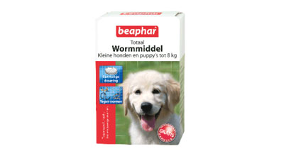 Alles voor het ontwormen van je hond
